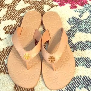 Tory Burch Monroe Thong Sandals in Size 7